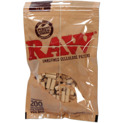 Raw Zelullose-Filter Slim ungebleicht