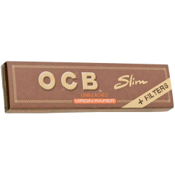 OCB Virgin Slim with tips