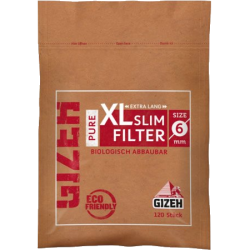 Gizeh XL Slim Filter 6mm