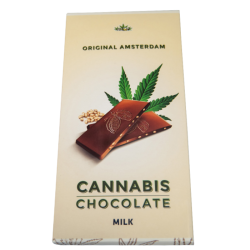 Haze Cannabis Chocolate Milk