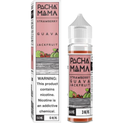 Pacha Mama Fraise Goyave Jacquier