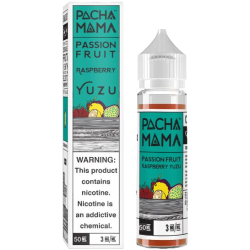 Pacha Mama Passion Fruit Raspberry Yuzu