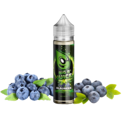 Big B Juice Accent Line Blueberry