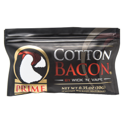 Wick´n´Vape Cotton Bacon Prime