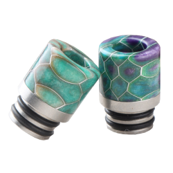 510 SS Epoxy Resin Drip Tip