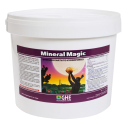 General Hydroponics Mineral Magic Pulver 5 kg
