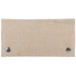 Tobacco jute bag with buttons