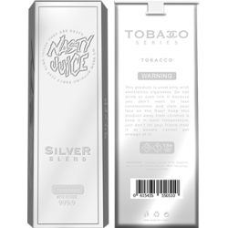 Nasty Juice Tobacco Silver Blend