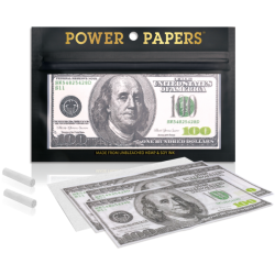 Power Papers 100$ Rolling Papers