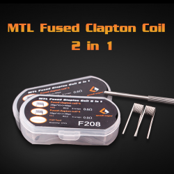 Geek Vape MTL Fused Clapton Coil 2 in 1