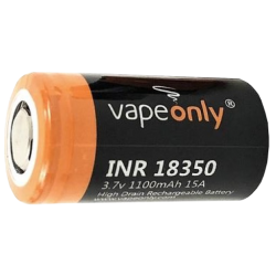 VapeOnly INR18350 Batterie, 1100mAh