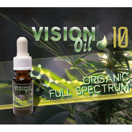 Vision Oil Yellow 10%
