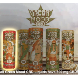 Green Mood CBD - Berry Diesel - Full Range