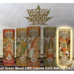 Green Mood CBD - OG Kush - Full Range