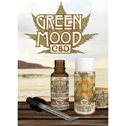 Green Mood CBD - Canna Boost - Full Range