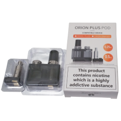 Lost Vape Orion Plus POD (1 POD, 2 Coils)