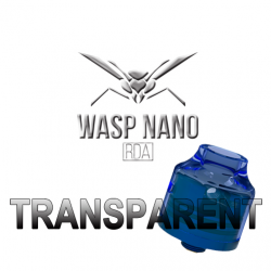 Oumier Wasp Nano RDA Transparent