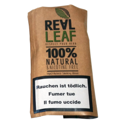Real Leaf - Natural Nicotine Free Smoking Blend