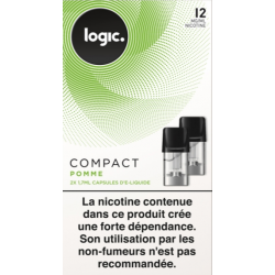 Logic Compact Pod Apple