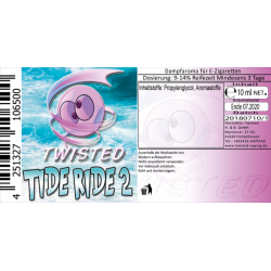 Twisted Vaping Tide Ride 2 10ml