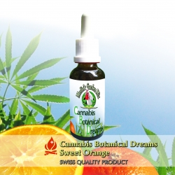 "Cannabis Botanical Dreams ""Orange"" 30ml"