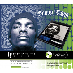 Infynity Scales - Snoop Dogg CD Scale 0.01g x 100g