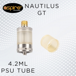 Aspire Nautilus GT PSU Tube Ersatz Tank 4.2 ml