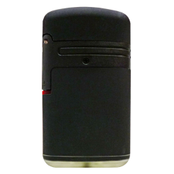 Easy Torch 88 Rubber Black Double Jet Lighter