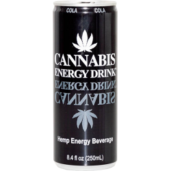 Cannabis Energy Drink Cola - 250 ml