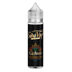 Vaping in Paris - Soho Vape - Kashmir 50 ml