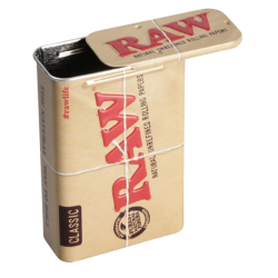 RAW - Can with Sliding Lid