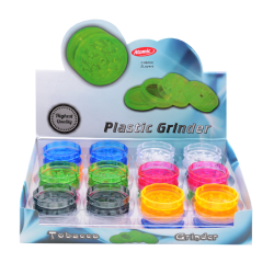 Atomic - Plastic Grinder, 46 mm, 2 pcs