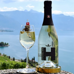 Sparkling H, Hand-Crafted Cannabis-Infused Wine Beverage