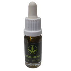 Vital Hemp CBD Oil