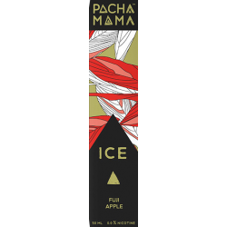 Pacha Mama - Ice - Fuji Apple, 50ml