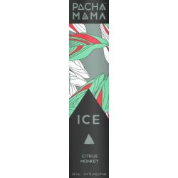 Pacha Mama - Ice - Citrus Monkey, 50ml