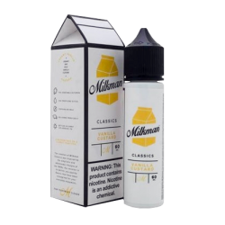 The Milkman - Vanilla Custard Shortfill, 50 ml