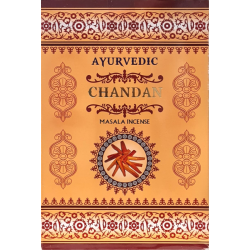 Masala - Ayurvedic - Chandan, 15 Sticks