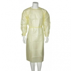 Protective gown size L - 1 pc.