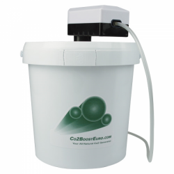 CO2 Boost, with bucket and pump