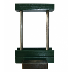 Press Frame, reinforced, with mold, 10 T