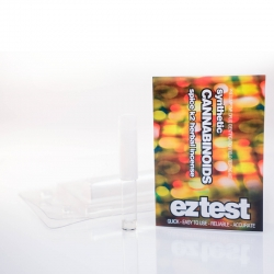 EZ-Test - Synthetic Cannabinoids, Spice, K2, Herbal incense