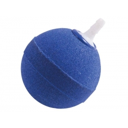 Outlet ball for aeration pump