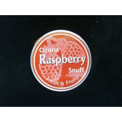 - Ozona Rasberry Snuff Tin
