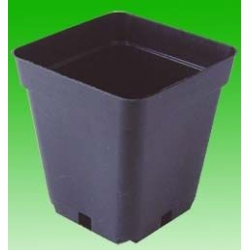 - Square Pot Small 0,69l, 10 x 10 cm