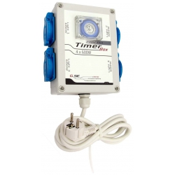G-Systems - Timer Box 3x600Watt