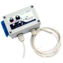 G-Systems - GSE Temperature and minimum speed controller  Hysteresis