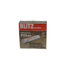 Blitz Aktivkohle-Filter 9mm