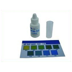 - pH-Test Kit fein pH 6,0 bis pH 7,6