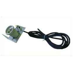 - Bracket, w / socket and 4 m cable